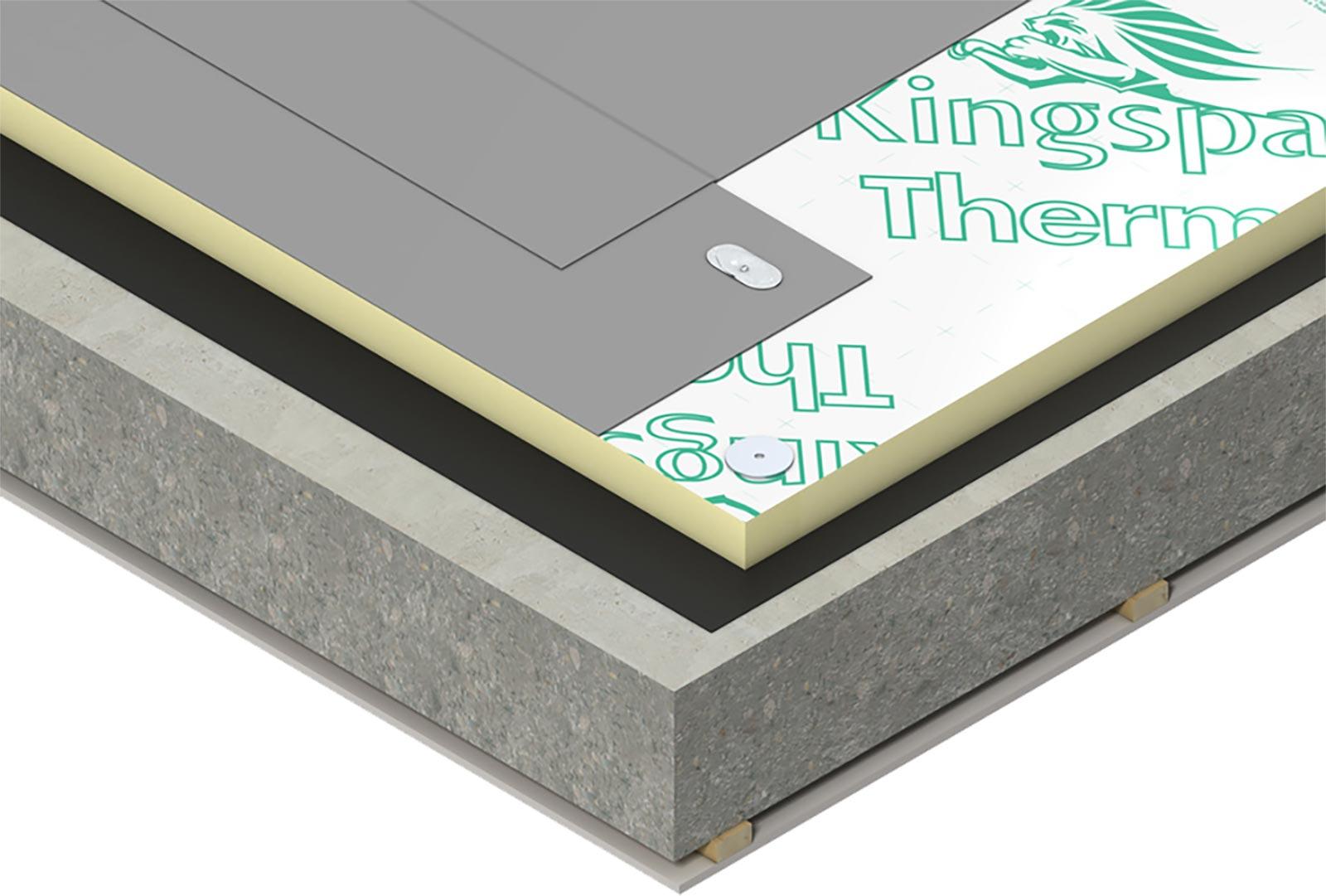 Plat dak isolatie een platdak isoleren dakdekken dakisolatie