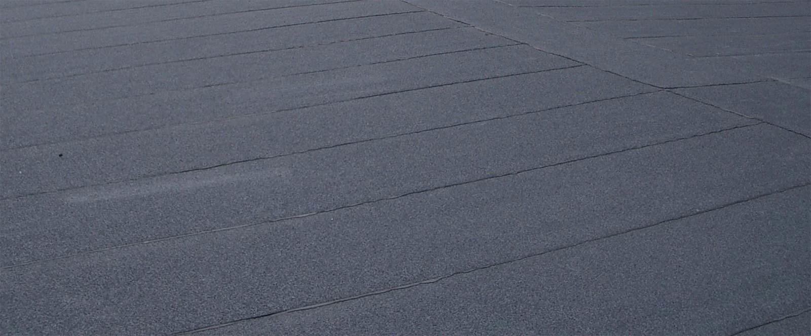 APP Bitumen Bitumen is van nature perfect geschikt als dakbedekking.